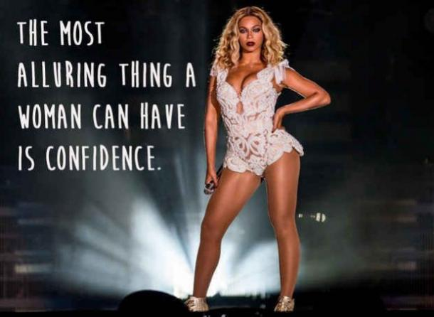 Best Beyonce Confidence Quotes