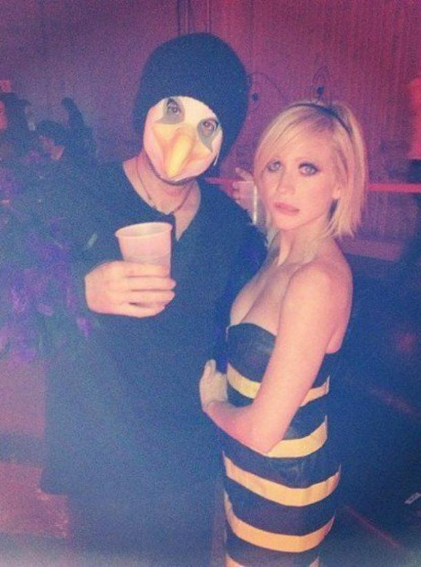 Birds and Bees couples costume