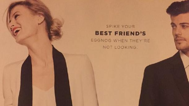 bloomingdales rape ad