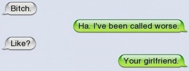 funny comeback quotes for your ex