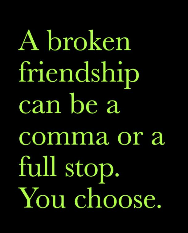 Break Up Quotes Toxic Friendship.