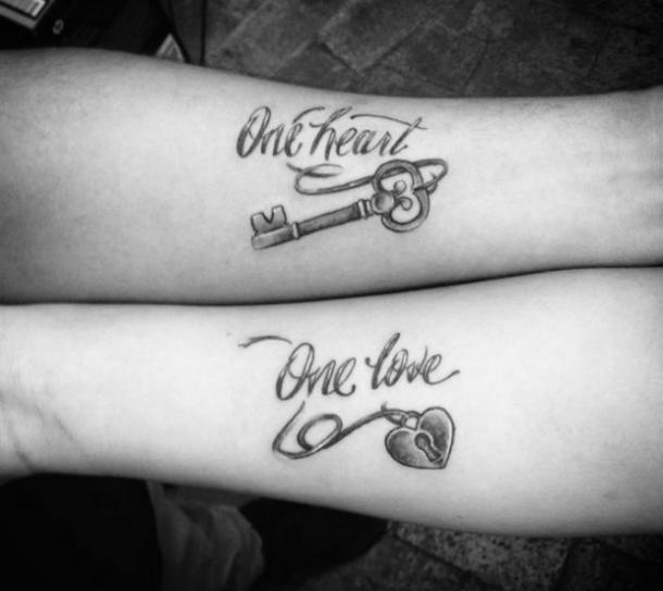 10 Super-Romantic Quote Tattoo Ideas For Couples   YourTango