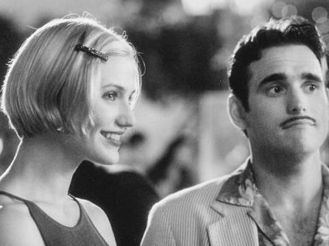 """Cameron Diaz and Matt Dillon in """"There's Something About Mary"""" - IMDB"""
