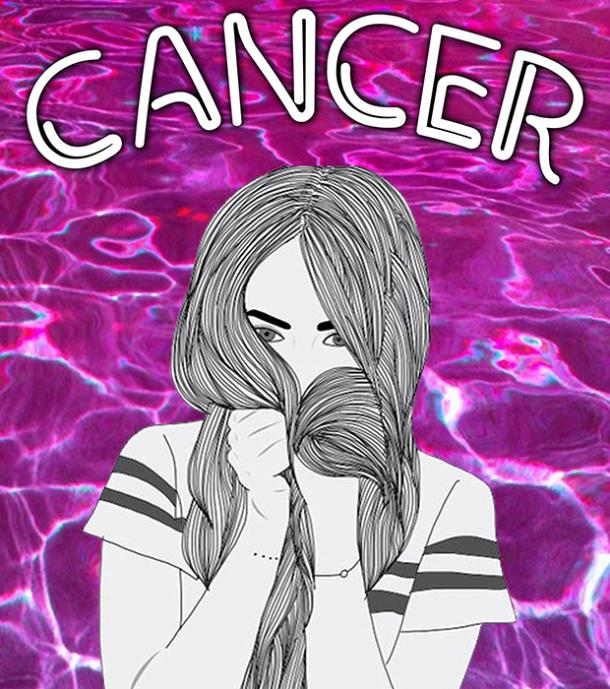 Signs a cancer woman is flirting with you