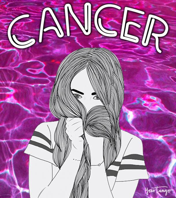 Cancer zodiac sign true friends stick by your side