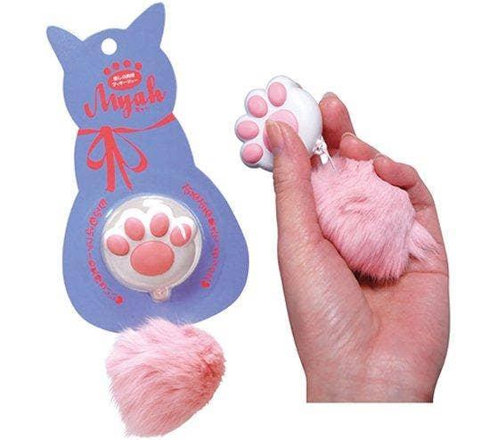 7. Cat Paw Myah Pussy Vibrator