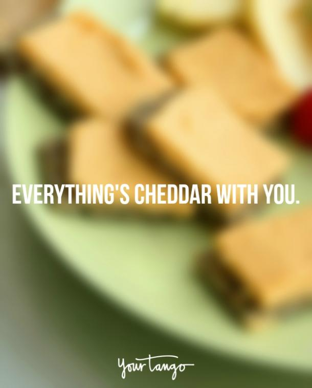 Cheese I Love You Quotes
