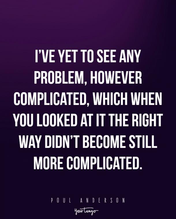complicated life quotes