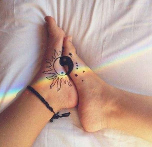 couples tattoos matching tattoos