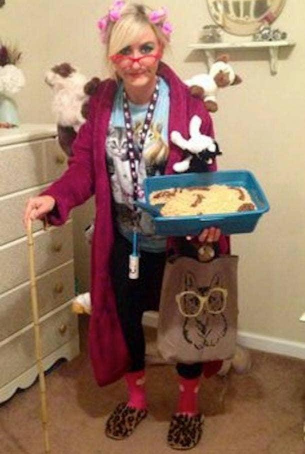 leo halloween costume