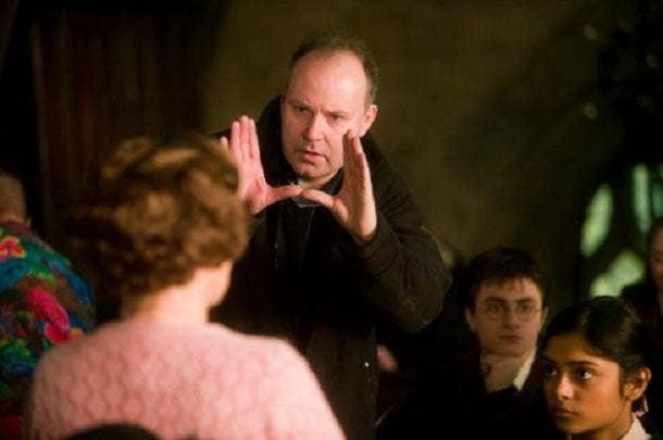 David Yates Fantastic Beasts Harry Potter