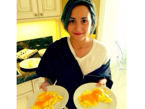 "<a href=""http://distilleryimage4.ak.instagram.com/4f5724206ab611e3988d0eae436b5234_8.jpg""/>Demi Lovato Instagram</a>"