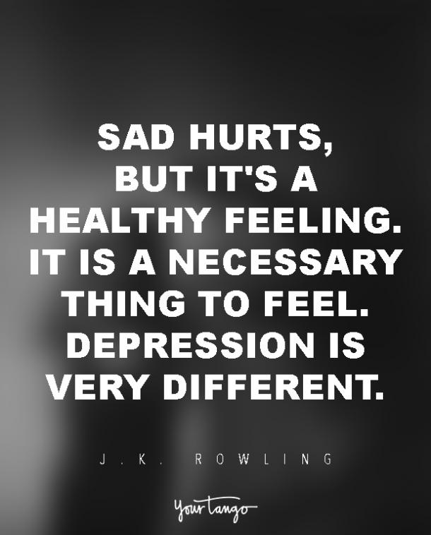 Image of: Yourtango 35 Quotes About What Depression Feels Like Yourtango
