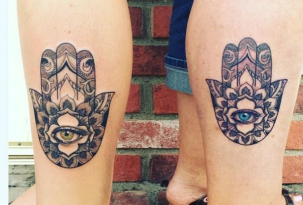 11 Matching Mother-Daughter Tattoos That Are Totally Badass ...