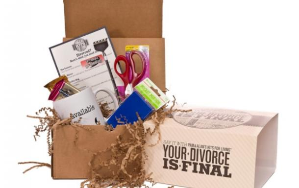 Best Divorce Gifts For Women: Divorce is final kit
