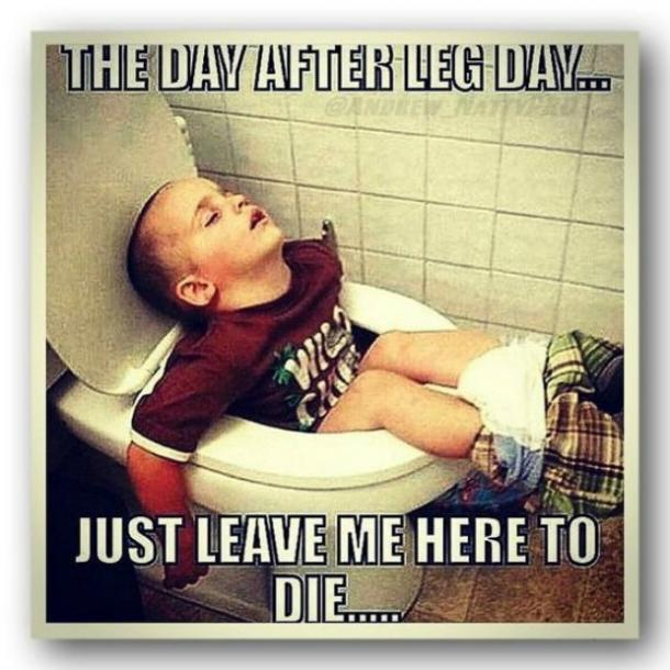 leg day memes