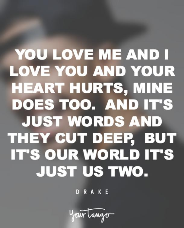 drake quotes and lyrics