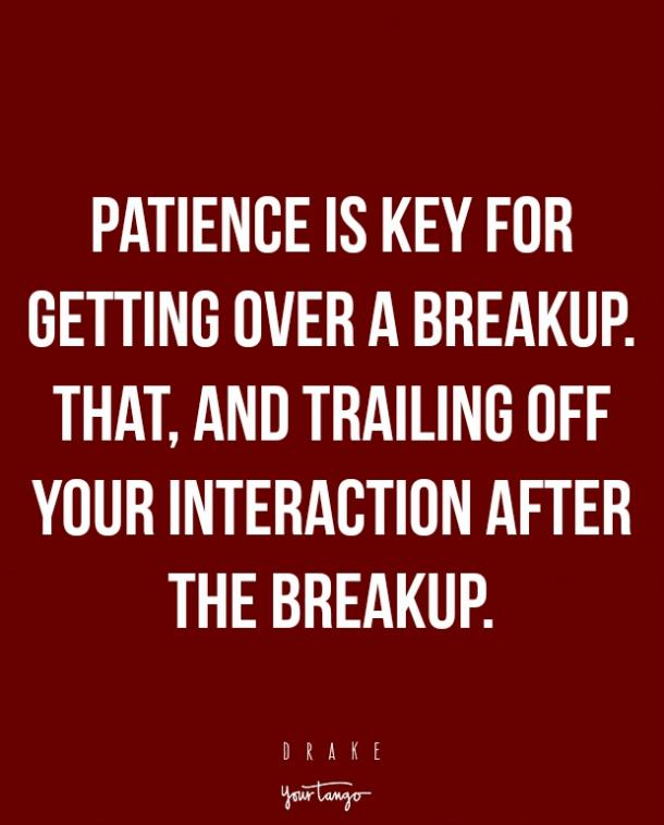 Verses to help with breakups