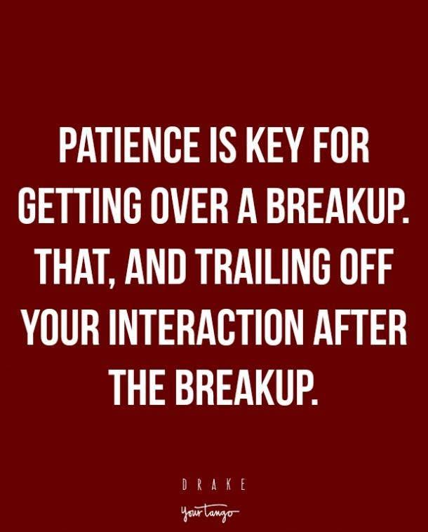 drake quotes heartbreak breakup