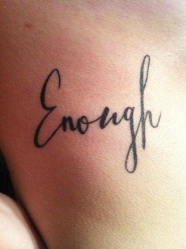 Divorce Tattoo Ideas | Beanstalk Single Mums