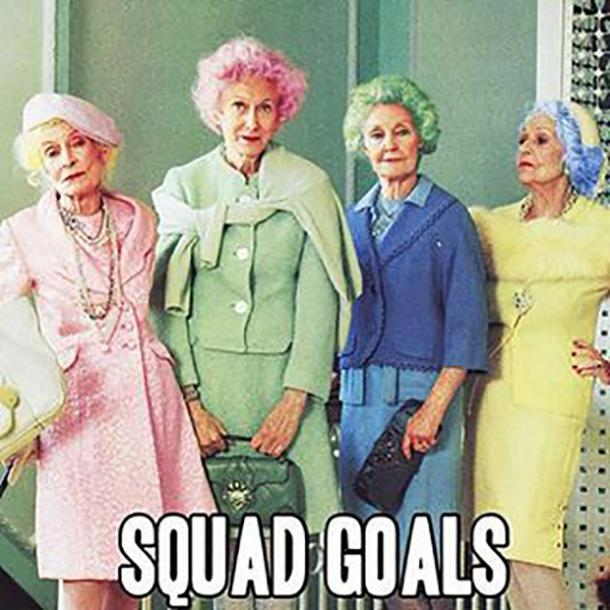 quotes about squad goals