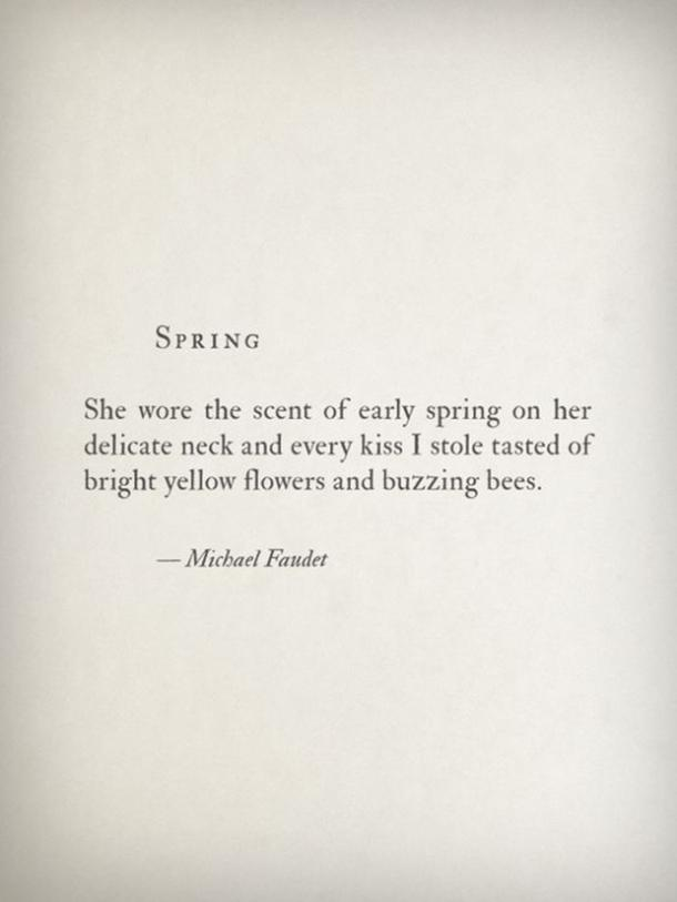 20 Love Quotes & Sexy Poems By Instagram Poet, Michael Faudet