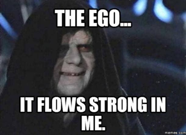 Leo Zodiac Sign Self-Esteem Confident Egomaniac