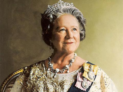 "<a href=""http://en.wikipedia.org/wiki/Queen_Elizabeth_The_Queen_Mother""/>Elizabeth, The Queen Mother</a>"