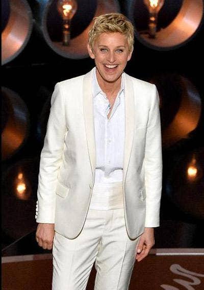 Ellen DeGeneres - Kevin Winter, Getty Images