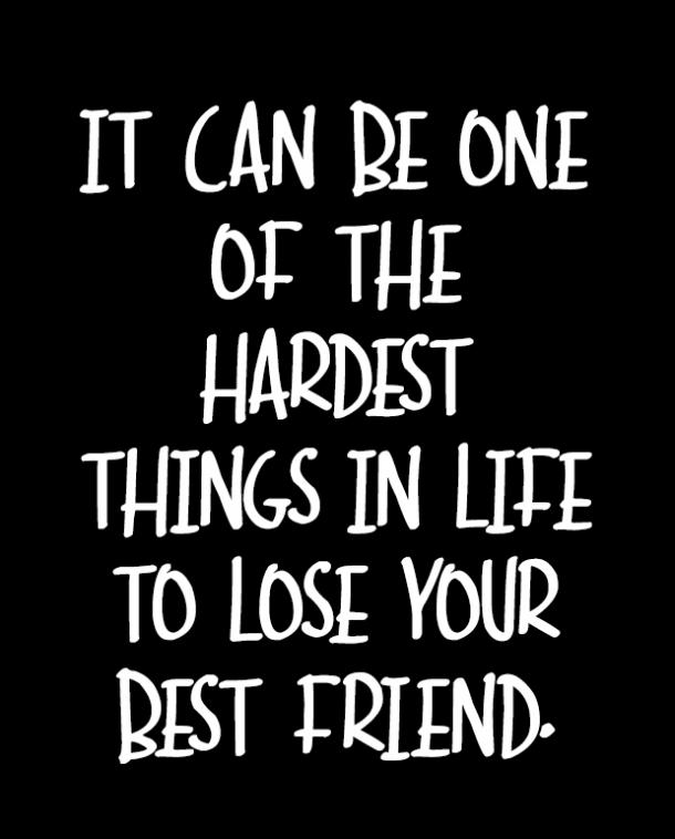 Quotes about broken friends