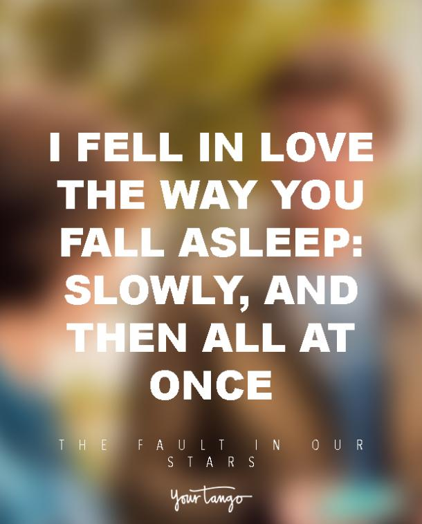 Famous The Fault In Our Stars quotes