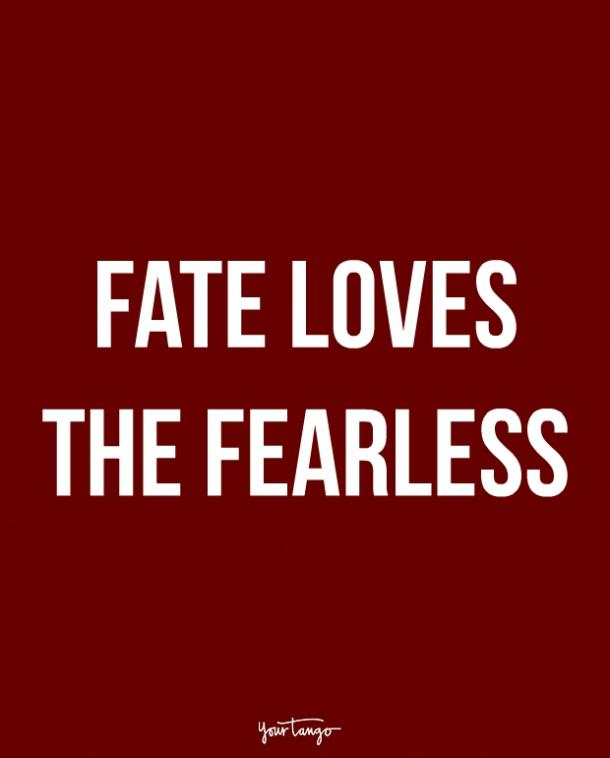 Strength Quotes Fearless