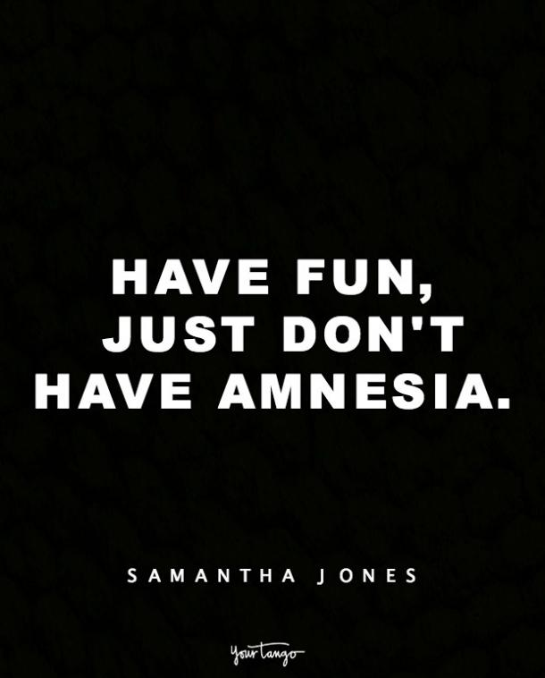 Sex And The City Quotes Samantha Jones