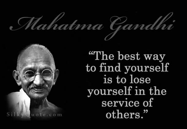 Gandhi Quotes | 40 Most Inspirational Mahatma Gandhi Quotes About Love Life