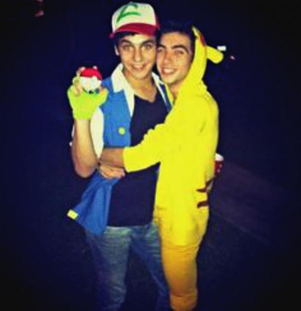 gay couple costumes
