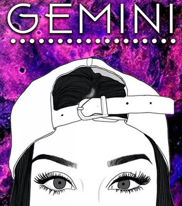 gemini zodiac sign is she flirting with me