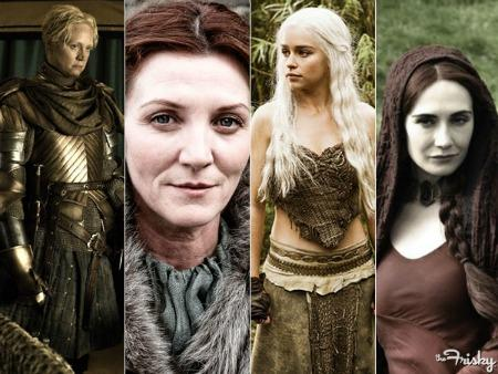 "<a href=""http://www.thefrisky.com/2012-04-25/a-guide-to-the-incredible-women-on-game-of-thrones/"">thefrisky.com</a>"
