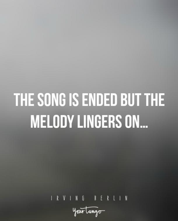 losing a child quotes irving berlin