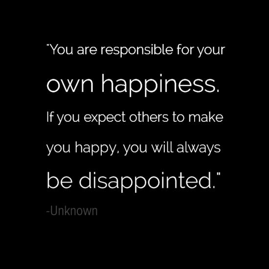 جعل اقتباسات السعادة الخاصة بك