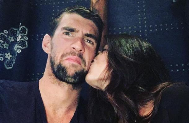 Love Relationships Michael Phelps Nicole Johnson