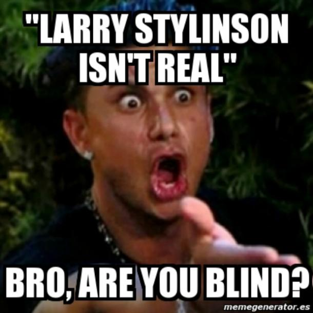 Best Larry Stylinson Quotes and Memes