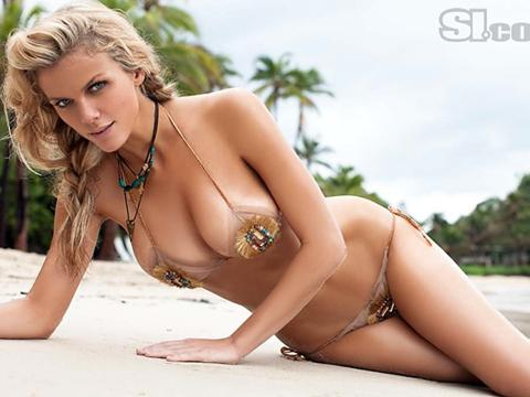 Nude Images Of Brooklyn Decker