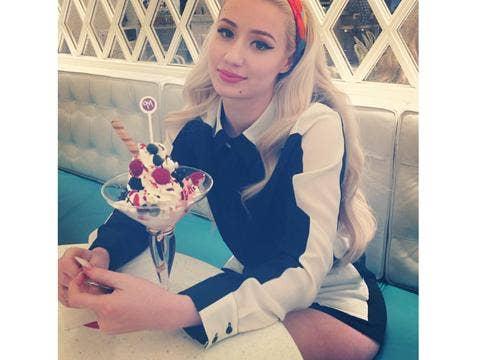 "<a href=""http://distilleryimage4.ak.instagram.com/29046774e7c111e29cc922000aaa090c_7.jpg""/>Iggy Azalea Instagram</a>"