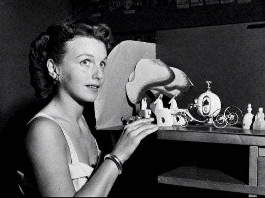 Ilene Woods Cinderella Disney