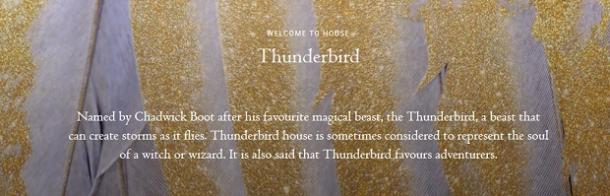 Pottermore Ilvermorny quiz Fantastic Beasts