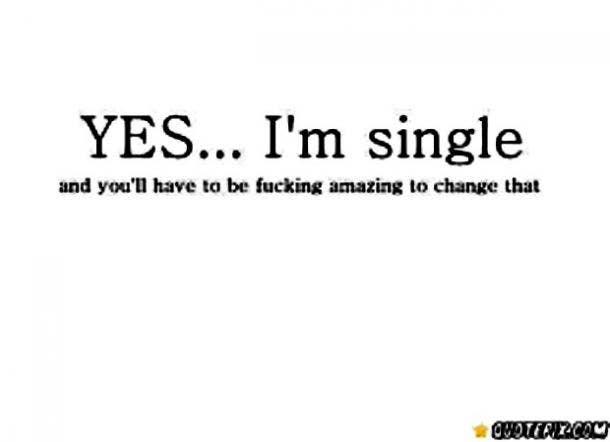 Singlehood quotes