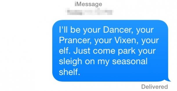 Christmas Sex Time: Dirtiest Sexts To Send Your Boyfriend