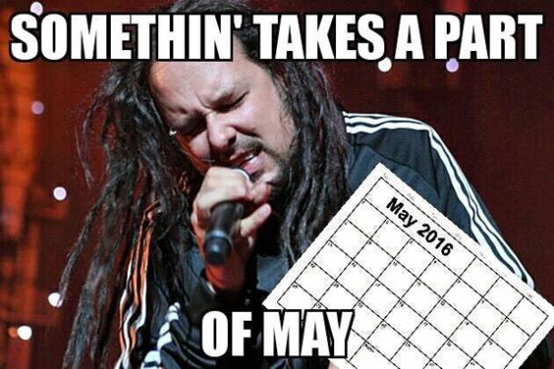 It's Gonna Be May Memes