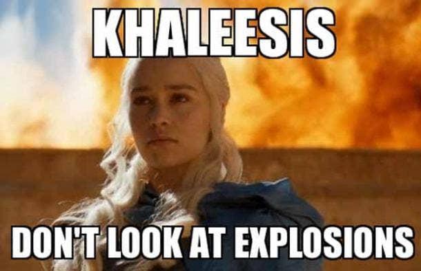 Khaleesi meme