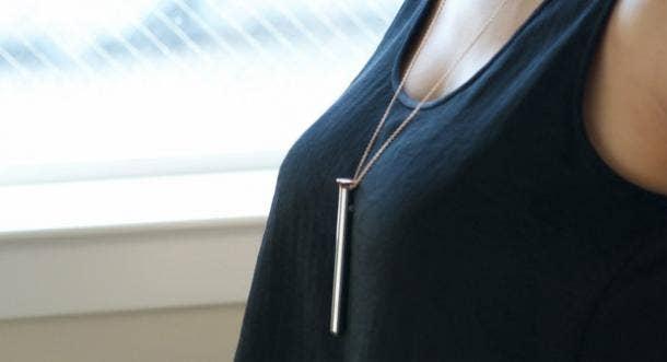 Vesper Vibrating Necklace. $69